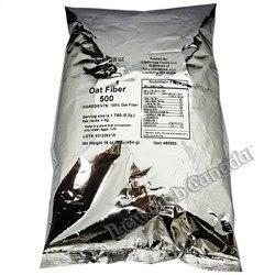 Lifesource Foods Oat Fiber 500 - 1 lb - Low Carb Canada