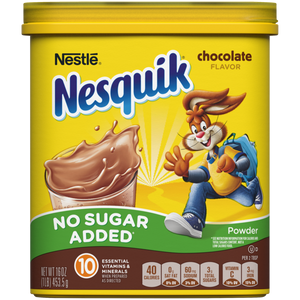 Nestle - Sugar Free Nesquik - Chocolate - 16 oz