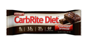 Doctor's CarbRite Diet Bar - Chocolate Brownie