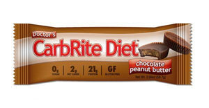 Doctor's CarbRite Diet Bar - Chocolate Peanut Butter