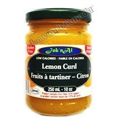 Jok n Al - Fruit Spreads - Lemon Curd - 10 oz - Low Carb Canada