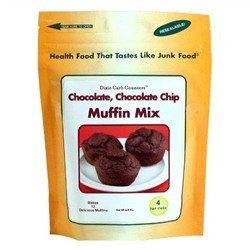 Dixie - Muffin Mix - Chocolate Chocolate Chip - 6.8 oz - Low Carb Canada