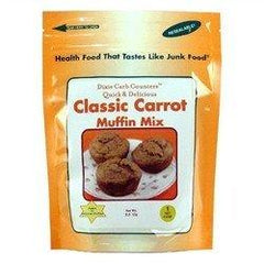 Dixie - Muffin Mix - Classic Carrot - 5.5 oz - Low Carb Canada