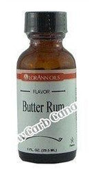 LorAnn Oils - Gourmet Flavorings - Butter Rum - 1 fl oz - Low Carb Canada