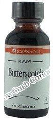 LorAnn Oils - Gourmet Flavorings - Butterscotch - 1 fl oz - Low Carb Canada
