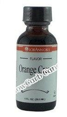 LorAnn Oils - Gourmet Flavorings - Orange Cream - 1 fl oz - Low Carb Canada
