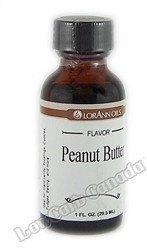 LorAnn Oils - Gourmet Flavorings - Peanut Butter - 1 fl oz - Low Carb Canada