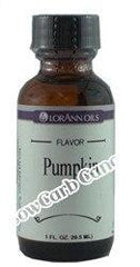 LorAnn Oils - Gourmet Flavorings - Pumpkin - 1 fl oz - Low Carb Canada
