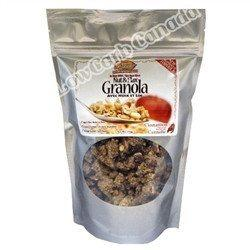 Sensato - Nut and Flax Granola - Cinnamon - 9 oz - Low Carb Canada