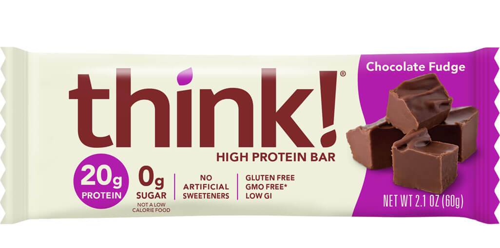 thinkThin - High Protein Bar - Chocolate Fudge