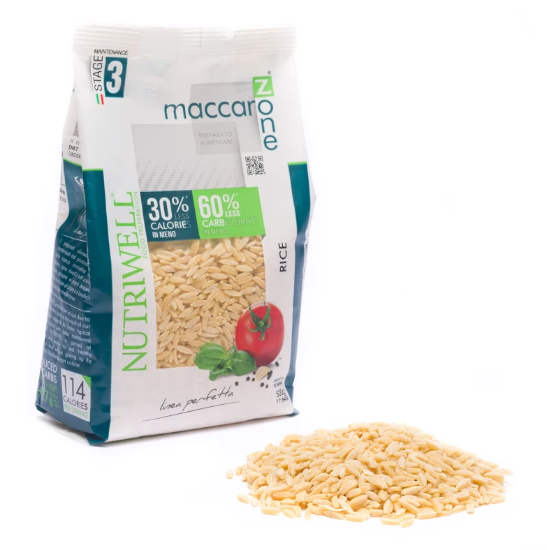 Ciao Carb - Nutriwell Pasta - Rice - 500g