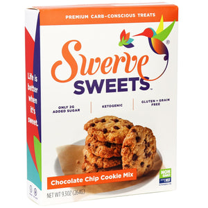 Swerve Sweets - Chocolate Chip Cookie Mix - 9.3 oz