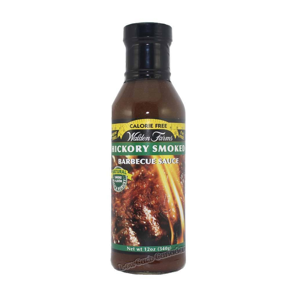 Walden Farms - BBQ Sauce - Hickory Smoked - 12 oz - Low Carb Canada