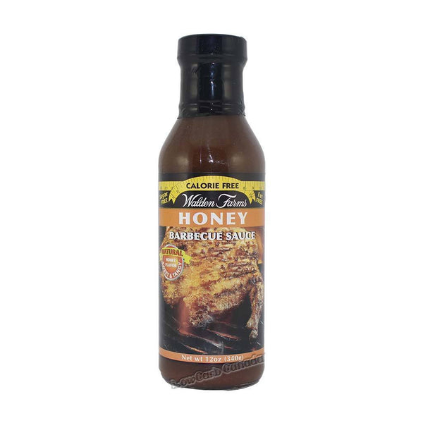 Walden Farms - BBQ Sauce - Honey - 12 oz - Low Carb Canada