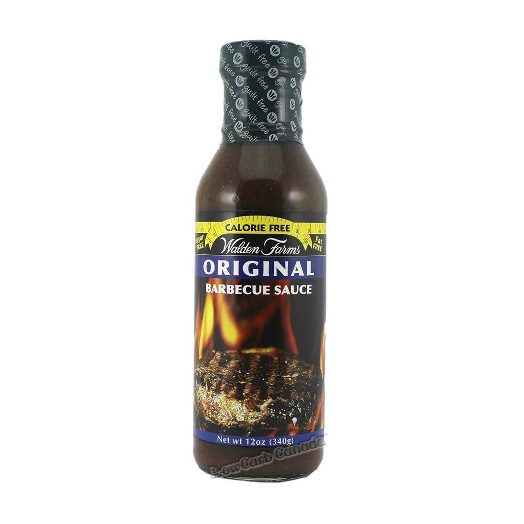 Walden Farms - BBQ Sauce - Original - 12 oz - Low Carb Canada