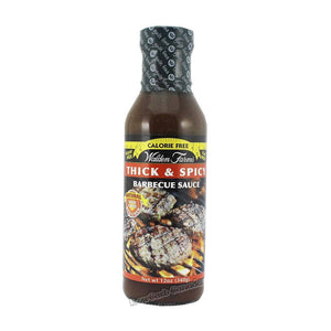Walden Farms - BBQ Sauce - Thick & Spicy - Low Carb Canada