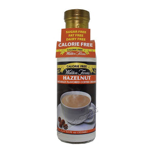 Walden Farms - Coffee Creamer - Hazelnut - 12 oz - Low Carb Canada