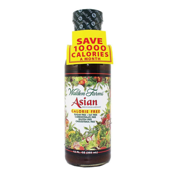 Walden Farms - Dressing - Asian - 12 oz - Low Carb Canada