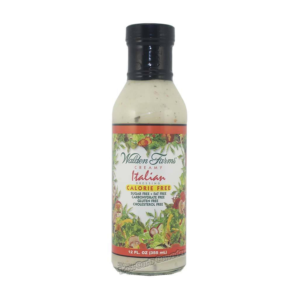 Walden Farms - Dressing - Creamy Italian - 12 oz - Low Carb Canada