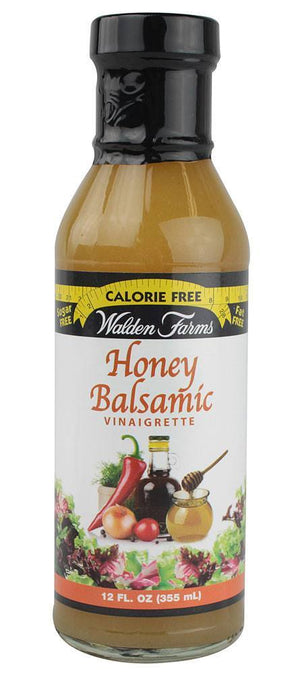 Walden Farms - Dressing - Honey Balsamic Vinaigrette - 12 oz - Low Carb Canada