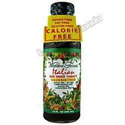 Walden Farms - Dressing - Italian Sun Dried Tomato - 12 oz - Low Carb Canada