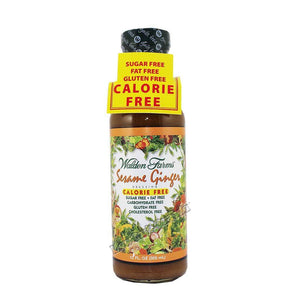 Walden Farms - Dressing - Sesame Ginger - 12 oz - Low Carb Canada