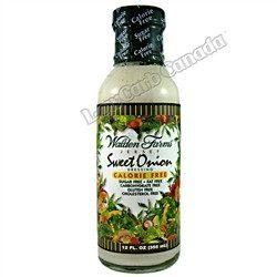Walden Farms - Dressing - Sweet Onion - 12 oz - Low Carb Canada