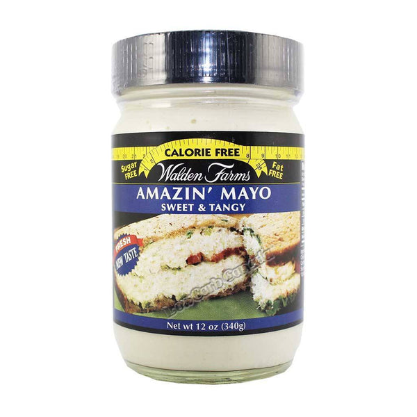 Walden Farms - Mayo - Amazin Sweet & Tangy - 12 oz - Low Carb Canada