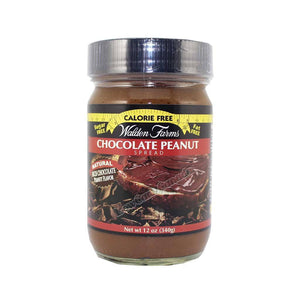 Walden Farms - Peanut Spread - Chocolate - 12 oz - Low Carb Canada