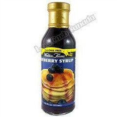 Walden Farms - Syrup - Blueberry - 12 oz - Low Carb Canada