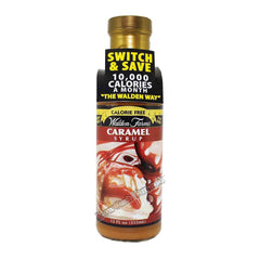 Walden Farms - Syrup - Caramel - 12 oz - Low Carb Canada