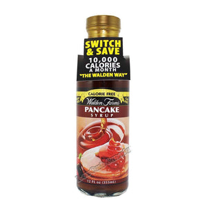 Walden Farms - Syrup - Pancake - 12 oz - Low Carb Canada