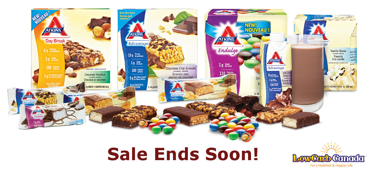 Low carb canada official site for diabetic friendly food for Atkins cuisine baking mix