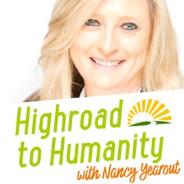 Sheri Jewel Certified Medium Connects with the Other Side on Nancy Yearout's High Road to Humanity