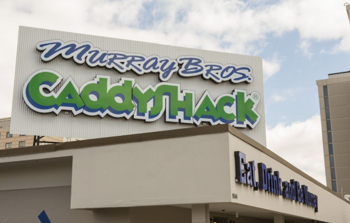 May 9, 2019: Mediumship Demonstration And Dinner At The Cadddyshack Restaurant