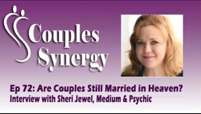 Couples Synergy with Dr Ray & Jean Kadkhodaian- Are Couples Still Married in Heaven?