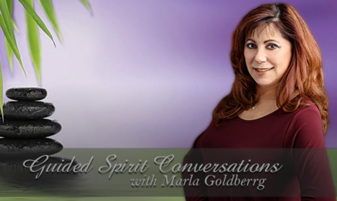 Sheri Jewel on Guided Spirit Conversations with Marla Goldberrg