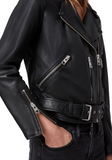Balfern Leather Moto Jacket