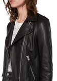 Dalby Leather Moto Jacket