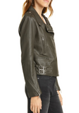PCH Leather Moto Jacket