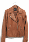Ultimate Leather Moto Jacket
