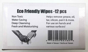 Eco Friendly Hand & Surface Wipes