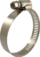 Load image into Gallery viewer, 1-1/4 in. to 2-1/4 in. Stainless Steel Hose Clamps (25-Pack)