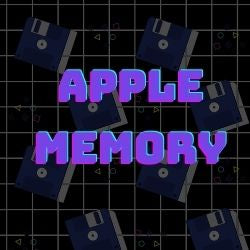 Computer Components - Memory - Apple