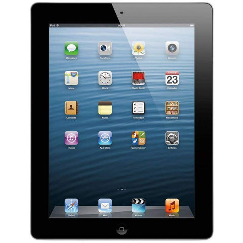 Apple MD510LL/A 16GB iPad with Retina Display and Wi-Fi (4th Gen, Black)