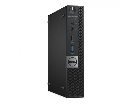 Refurbished DELL 7050 SFF Desktop- Intel Core i5-7500T  8GB, 256GB SSD, Win 10 Pro