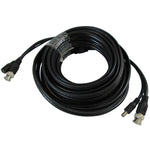 RG59 Siamese cable Power and Video