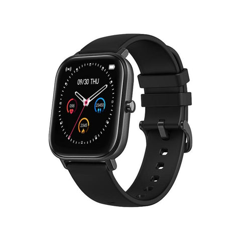 Havit M9006 fashion 1.4 inch touch screen, weather, sports, health, bluetooth smart watch_Black color