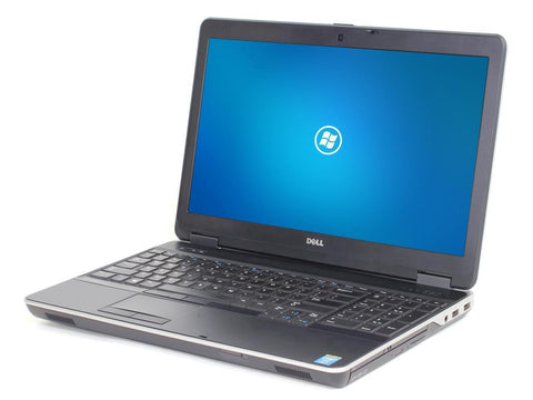 "Refurbished Dell Latitude E6540 15.6"" i7-4600M 8GB RAM 480GB SSD Wins 10 Pro"