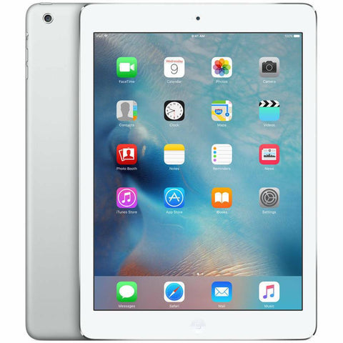 Apple iPad Air – MD785LL/A (16GB, Wi-Fi, White) – Refurbished